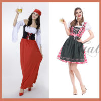 ハロウィンのコスプレ こんな海外の民族衣装も可愛いからオススメ!